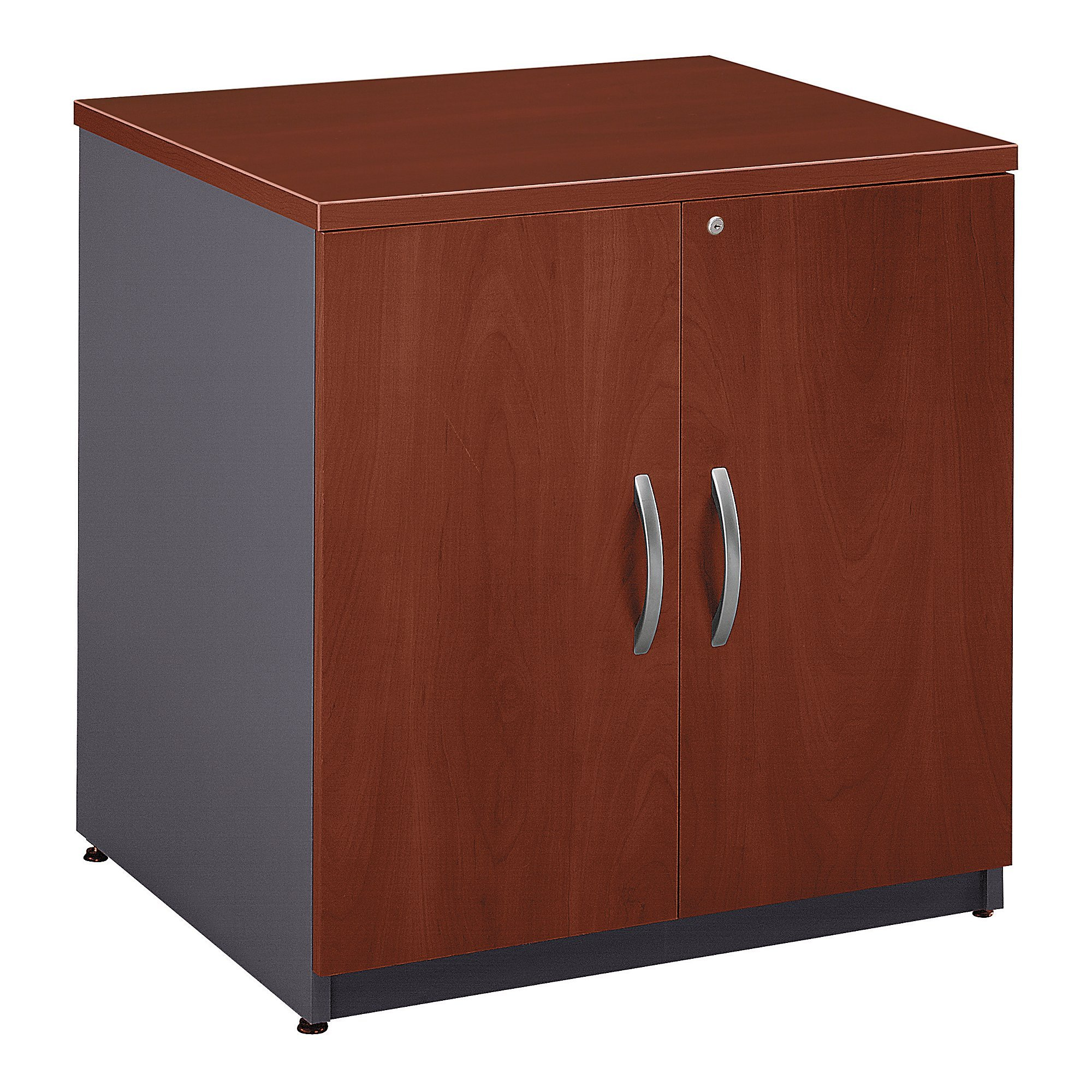 Series C Collection 30W Storage Cabinet in Hansen Cherry by Bush Business Furniture