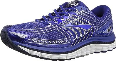 Brooks Glycerin 12 - Zapatillas de Running para Hombre, Color Azul ...
