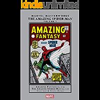 Amazing Spider-Man Masterworks Vol. 1 (Marvel Masterworks)