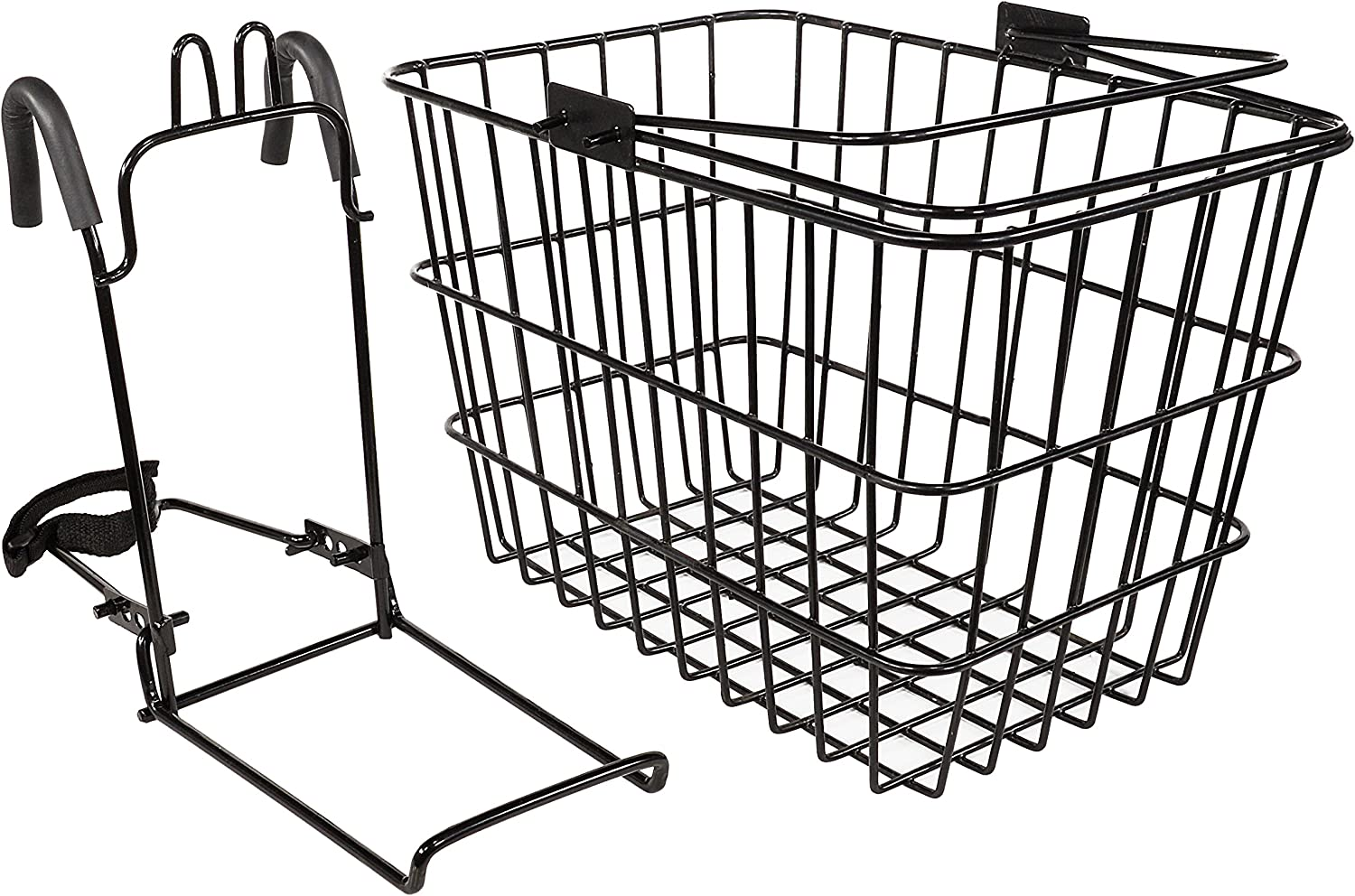 Capstone Large Wire Basket With Quick Release