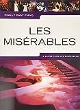 Really Easy Piano: les Miserables Piano