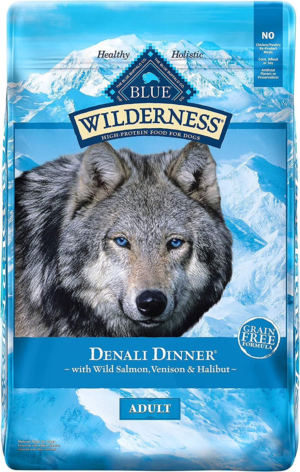Blue Buffalo Wilderness Regional Recipes High Protein, Natural Adult Dry Dog Food and Wet Dog Food