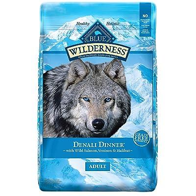 Blue Buffalo Wilderness Denali Dinner High Protein