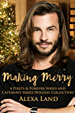 Making Merry (A Firsts and Forever/Castaways Series Holiday Collection) (English Edition)