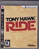 Tony Hawk RIDE PS3 - replacement DISC (game only)