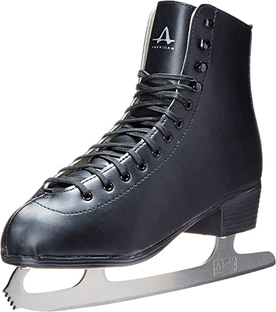 Best Figure Skates: American Athletic Men's Tricot Lined Figure Skates