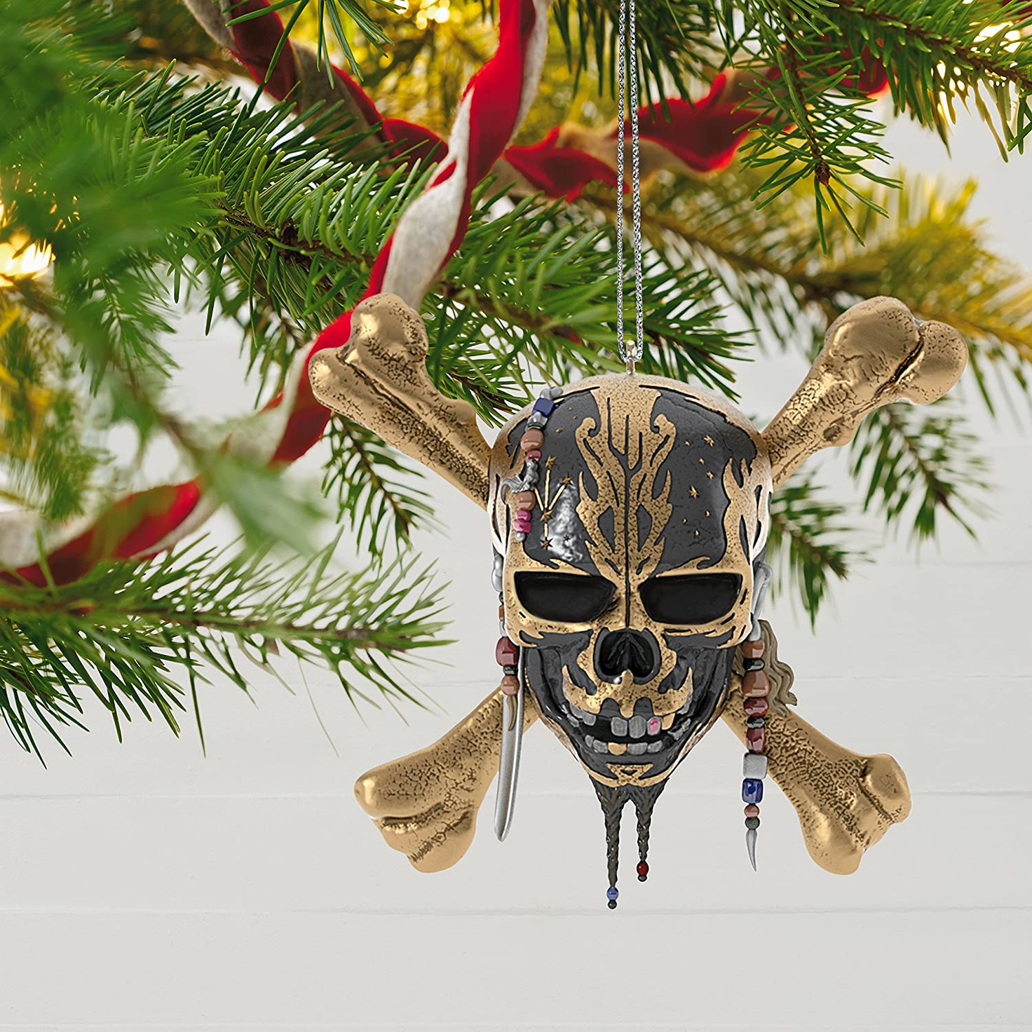 Ornaments Official Star Wars Christmas Tree Decorations Gold