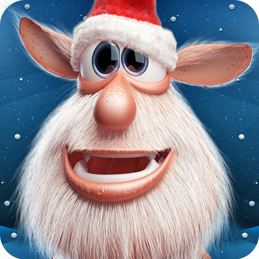 Talking Booba: Santa's Pet (Watch Christmas Friends Episodes)