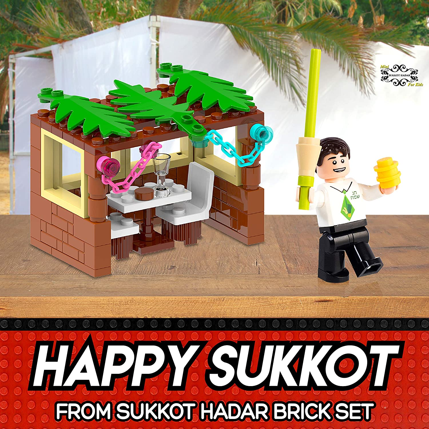 Hut Booth Manufacture Direct Prices Kosher Certified Succah Jewish Holiday Ornaments Sukkah Company from Israel Sukkot Hadar