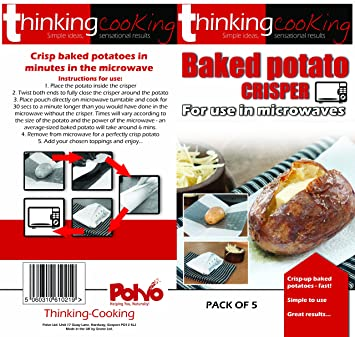 Amazon.com: thinking-cooking potato-baker para dorar ...