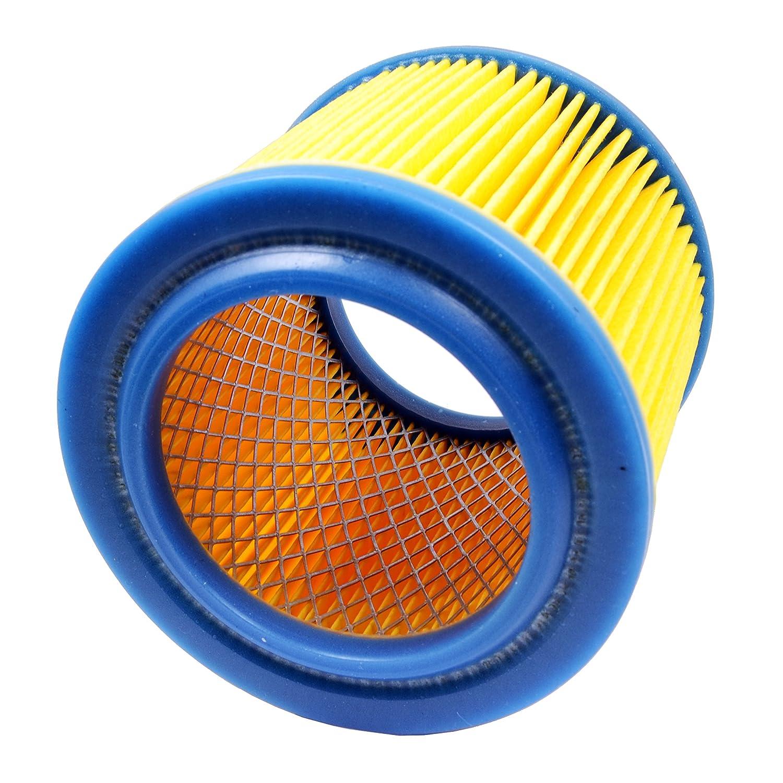 Para uso seco ✧WESSPER/® Filtro de cartucho para aspirador Top Craft NT 0609