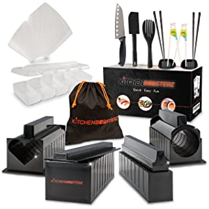 KitchenBoosterz Sushi Making Kit