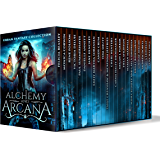 Alchemy and Arcana: An Urban Fantasy Novella Collection