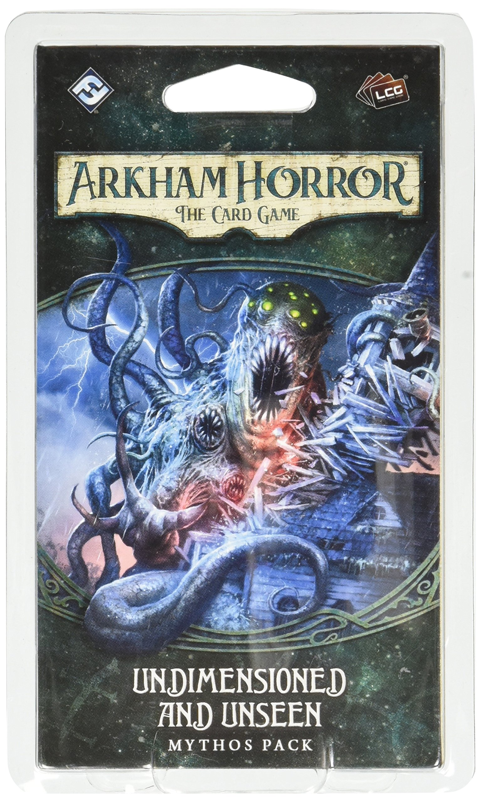 Arkham Horror: The Card Game - Undimensioned and Unseen Mythos Pack
