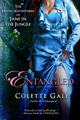 Entangled: An Unexpected Menage (The Erotic Adventures of Jane in the Jungle Book 2) Kindle Edition
