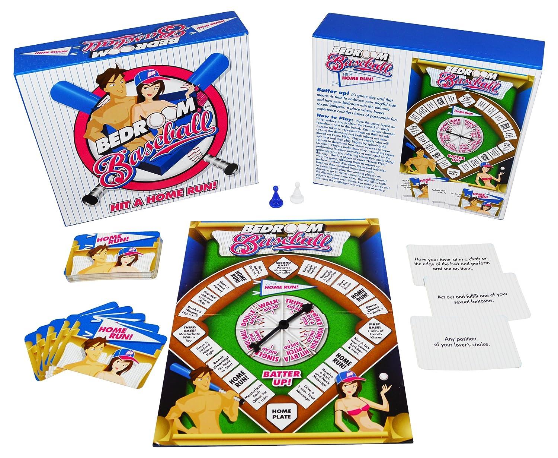 Amazon Com Bedroom Baseball Adult Board Game For Couples