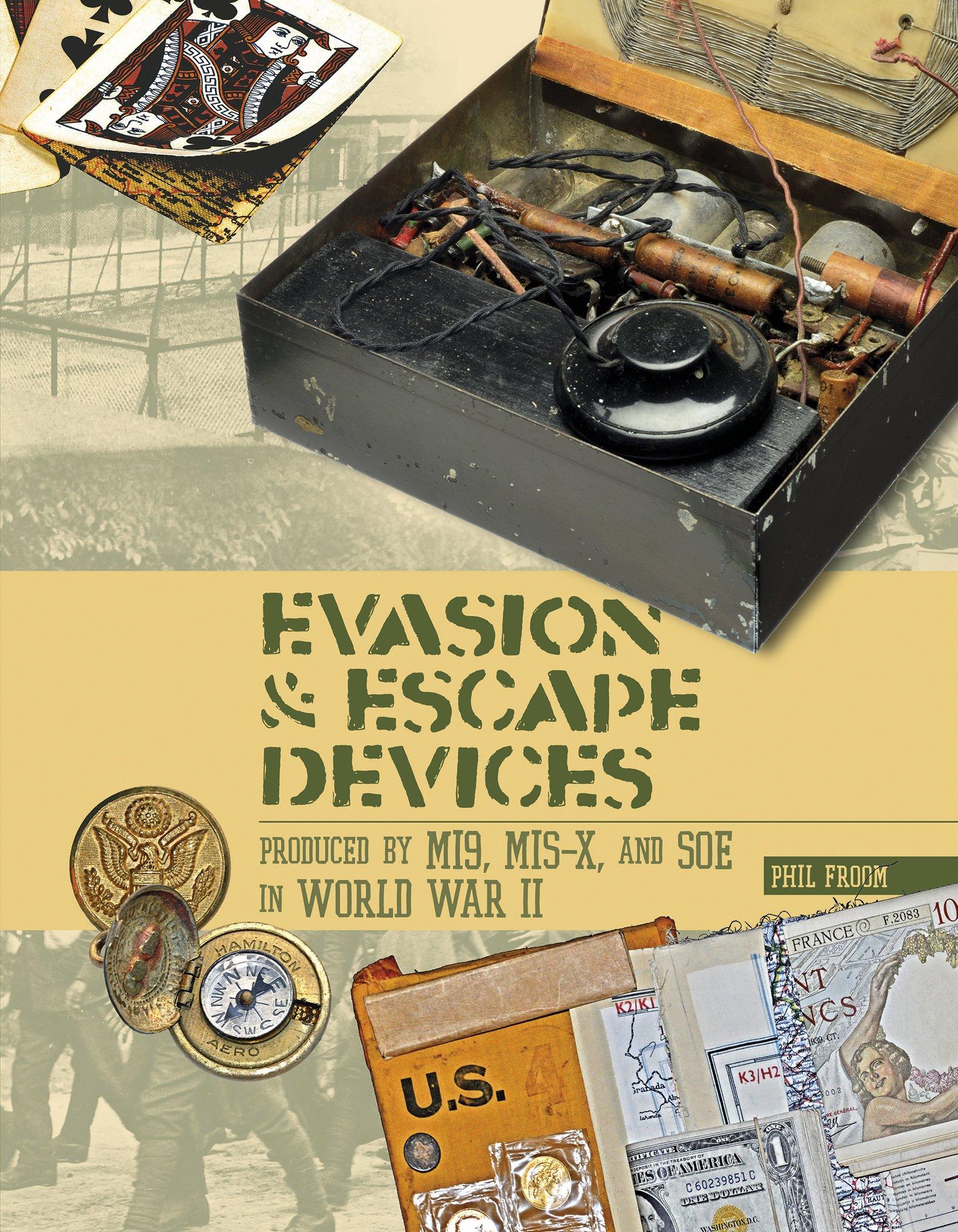 Froom, P: Evasion and Escape Devices: Amazon.es: Froom, Phil: Libros en idiomas extranjeros