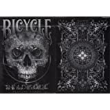 Dead Soul Bicycle Playing Cards Poker Size Deck USPCC Custom Limited Edition