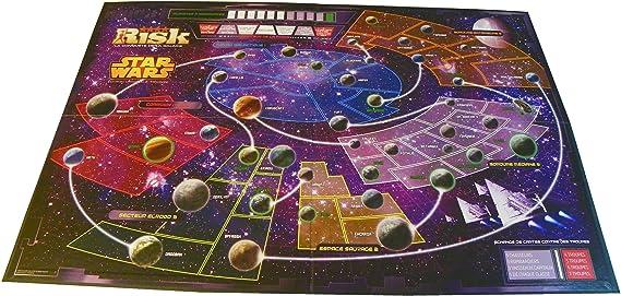 Hasbro 0902 Risk - Juego de Star Wars, edición de viaje [Importado de Francia]: Amazon.es: Juguetes y juegos