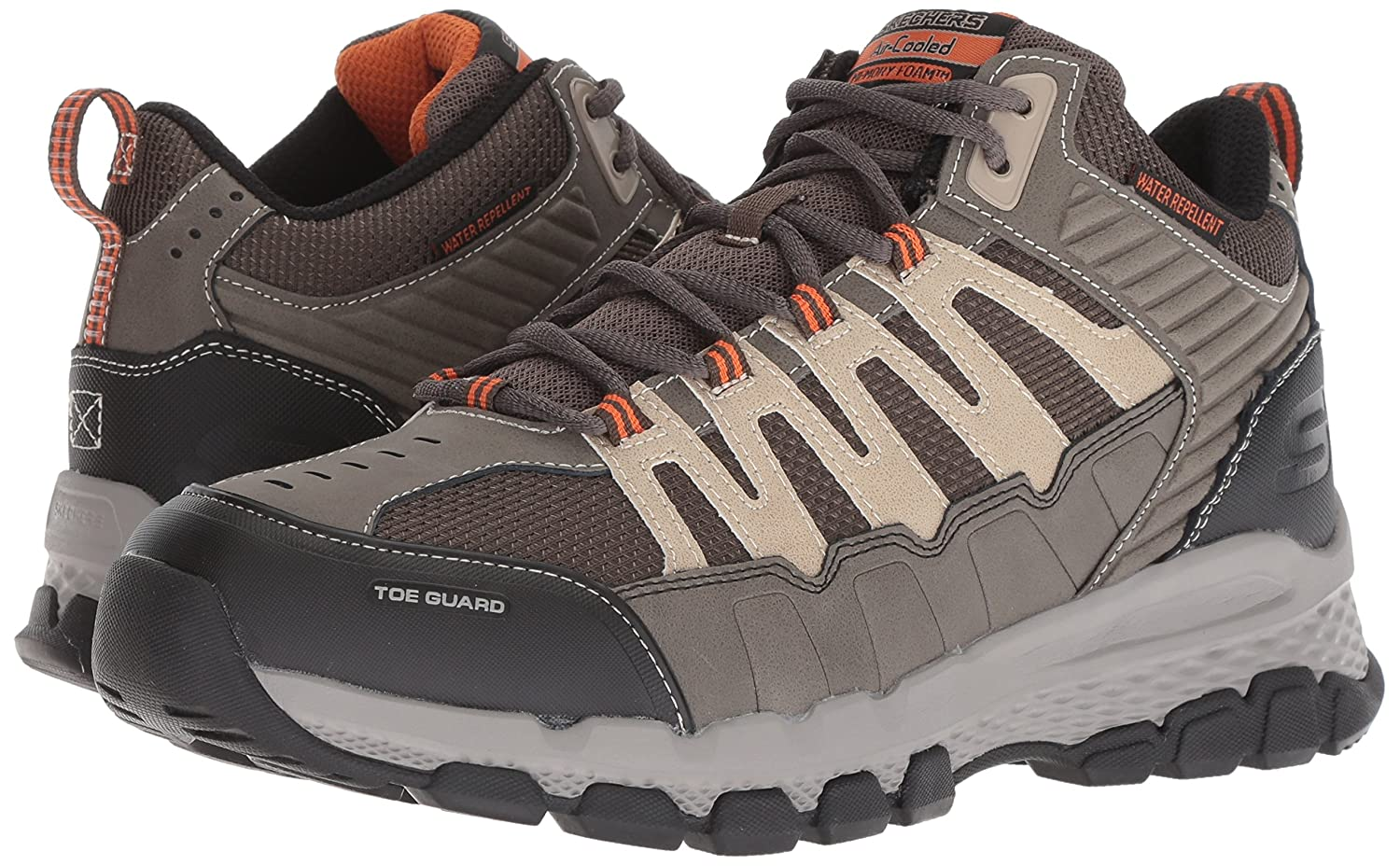 Skechers Mens Outland 2.0 Girvin Hiking Boot 51587