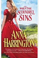 When the Scoundrel Sins (Capturing the Carlisles Book 2) Kindle Edition