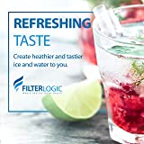 FilterLogic MWF Refrigerator Water