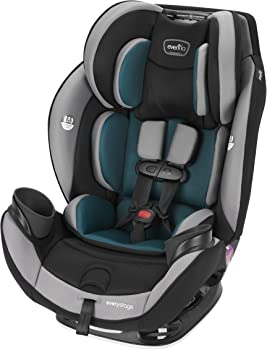 Evenflo EveryStage DLX All-in-One Car Seat