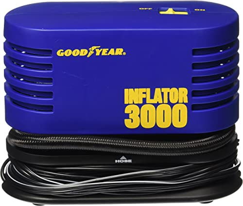 Bon-Aire Goodyear i3000 12-Volt Tire Inflator