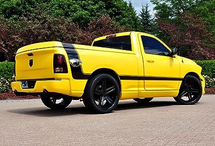 Amazon Com Dodge Ram 1500 Rumble Bee Concept 2013 Truck Art