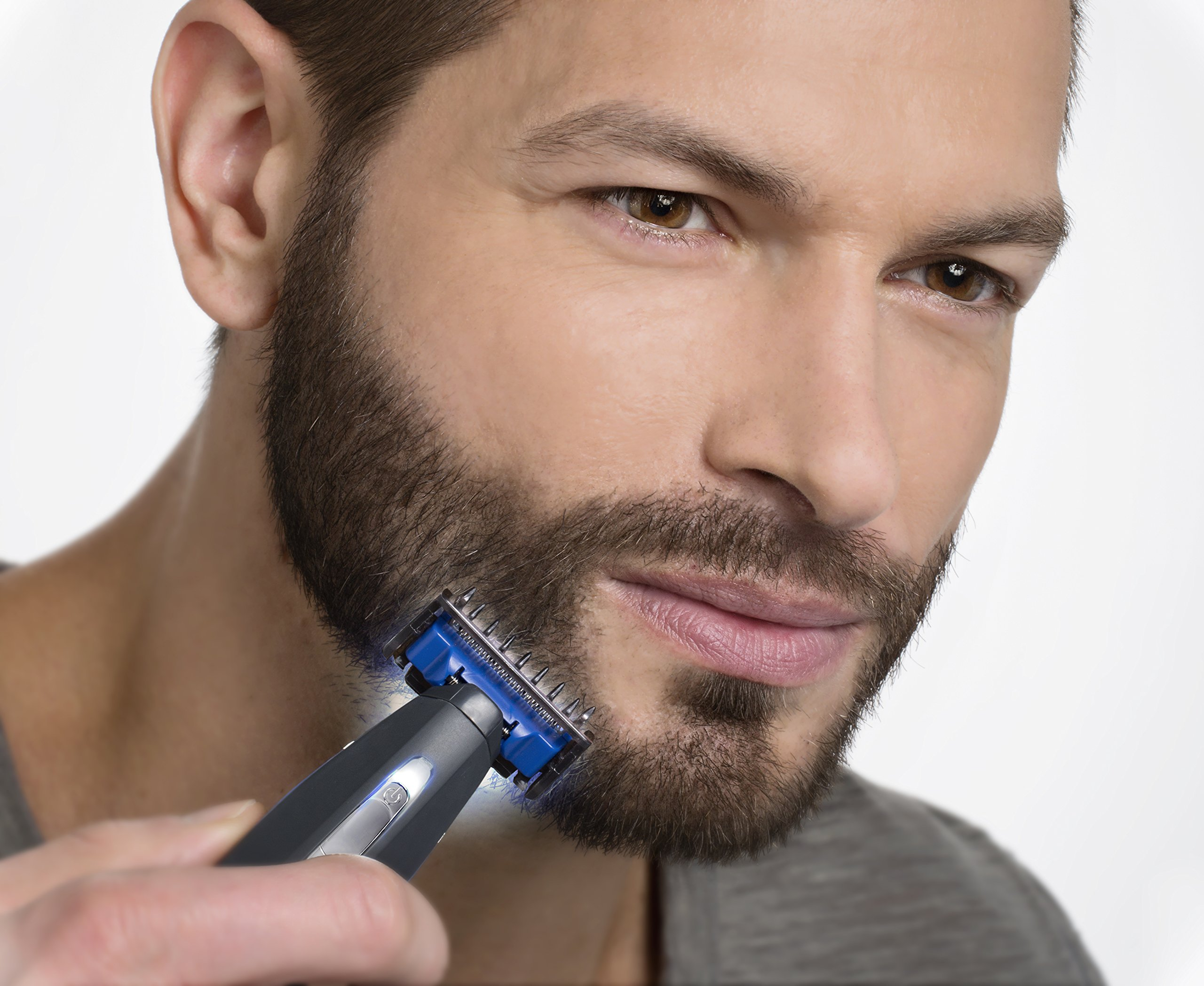 Micro Touch SOLO Rechargeable Shaver, Trimmer and Edger by Micro Touch (Image #9)