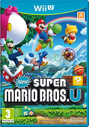 New Super Mario Bros. U: Amazon.es: Videojuegos