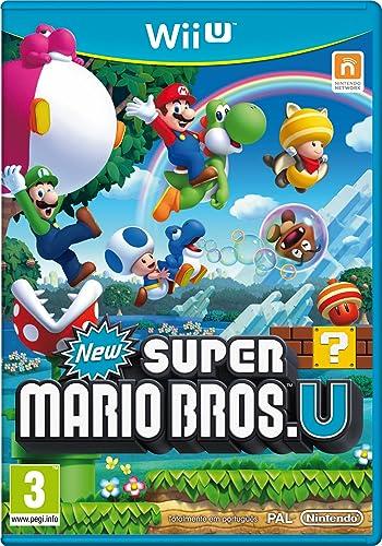 New Super Mario Bros U Nintendo Wii U Amazon Es Videojuegos