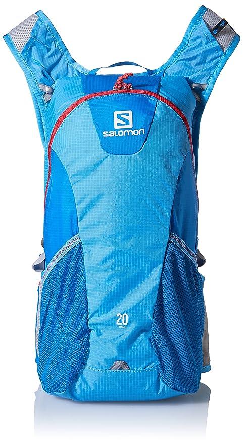meilleur site web c9d64 02c25 Salomon Unisex Trail 20 Backpack - Multicolour, One Size