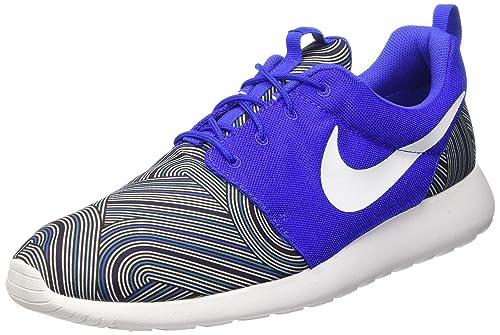 meilleur service e2787 e7d3c Nike Roshe One Print, Chaussures de Course Homme