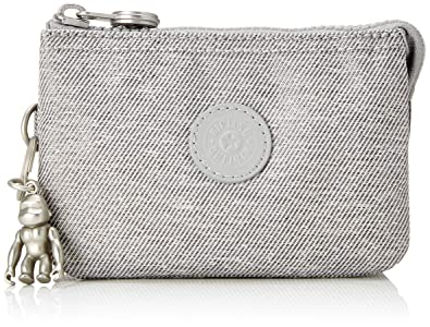 Kipling - Creativity S, Monederos Mujer, Gris (Chalk Grey ...