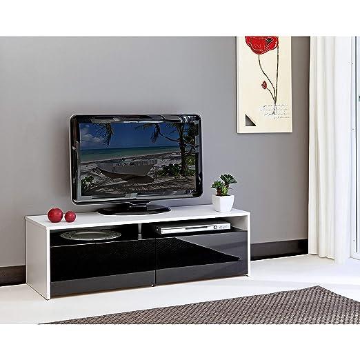 Wood & Colors Mesa para Televisor Dakota B6: Amazon.es: Hogar
