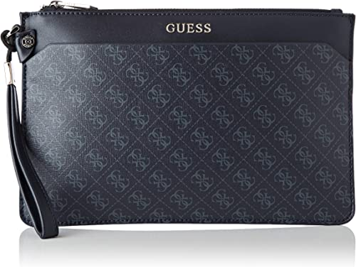 pochette a main homme guess