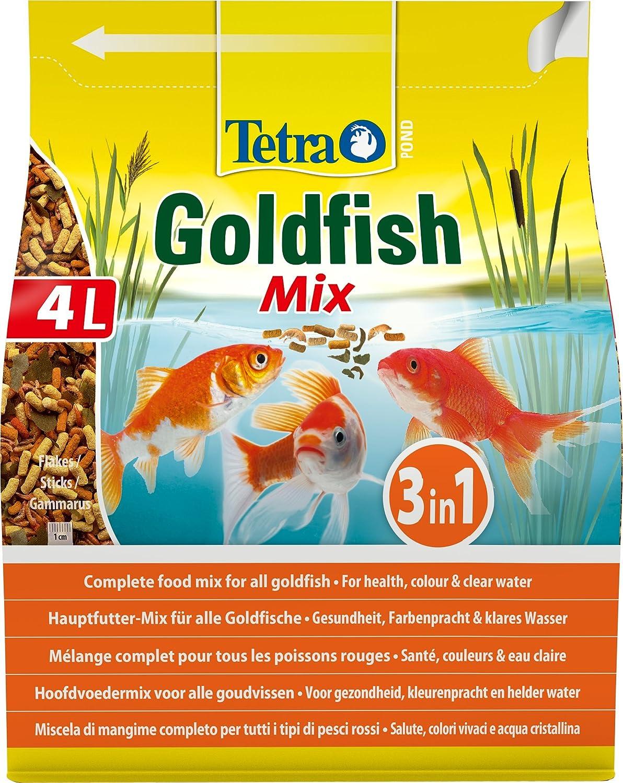 ALF Tetra Pond gold Mix 560G 560G