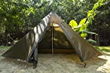 OneTigris Iron Wall Stove Tent with Inner