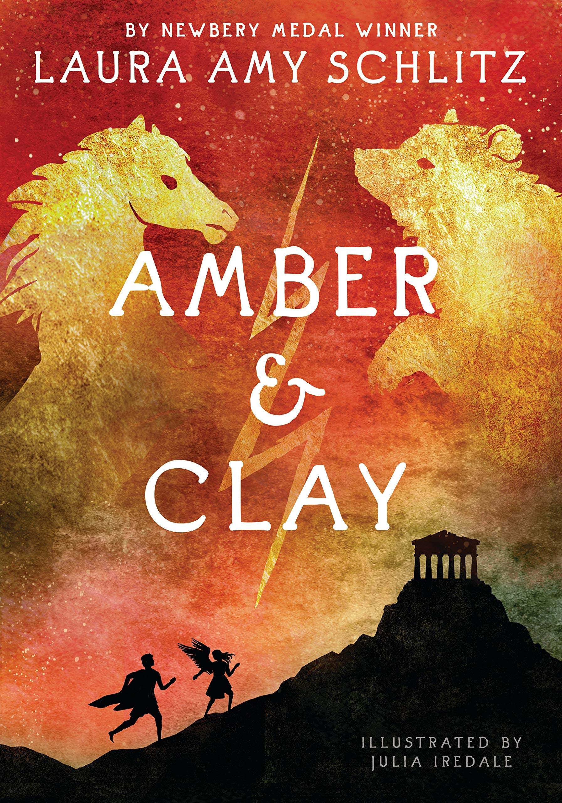 Amazon.com: Amber and Clay (9781536201222): Schlitz, Laura Amy, Iredale,  Julia: Books