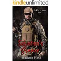 Salvation's Sinner: MM Military Suspense (Task Force Ambra Book 1) book cover