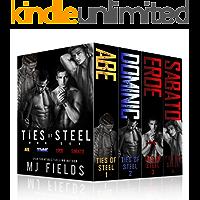 The Ties of Steel (The complete series): The Ties of Steel box set