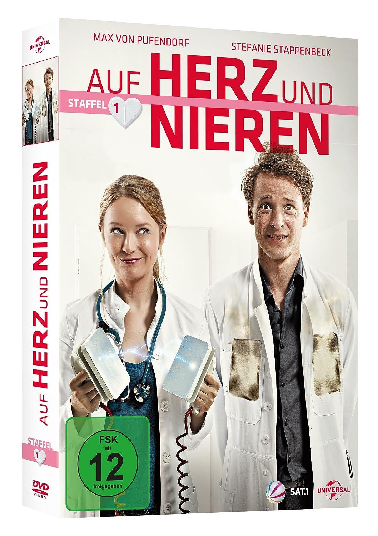 Auf Herz und Nieren [2 DVDs]: Amazon.de: Max Pufendorf, Stefanie ...