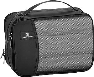 Eagle Creek Pack-It Clean/Dirty Split Half Cube Packing Organizer, Black