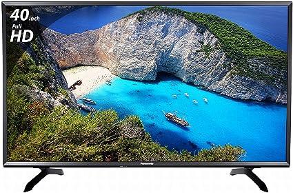 Panasonic 1016 Cm Full Hd Led Tv Th 40e400d Amazonin Electronics