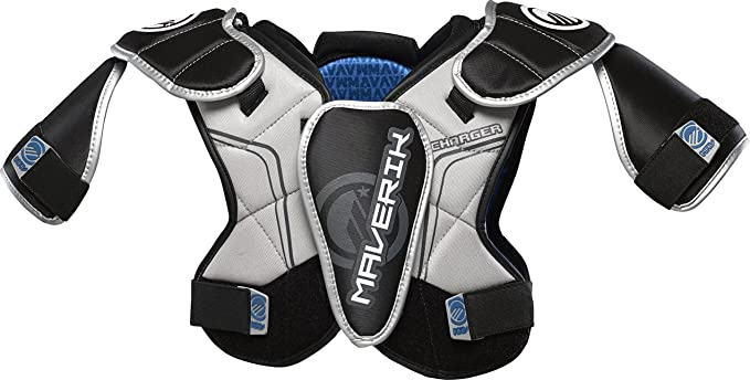 Maverik 3001037 Lacrosse Charger Shoulder Pad - Best For Youth Players