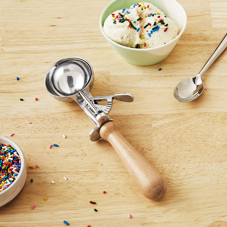 Fox Run 8665 Vintage 9 Ice Cream Spade