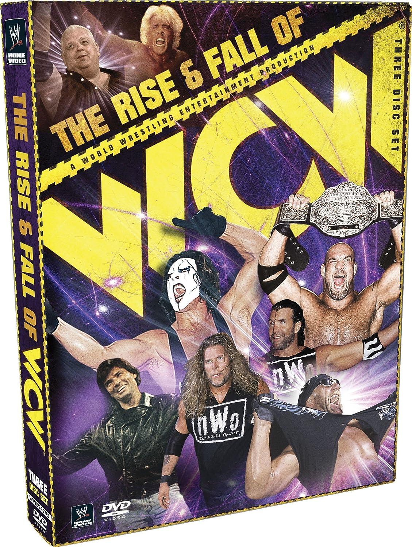 Amazon com: The Rise & Fall of WCW: WWE: Movies & TV
