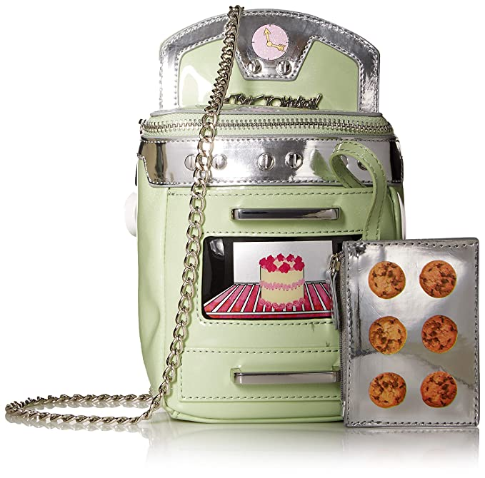 Betsey Johnson Oven Crossbody Bag