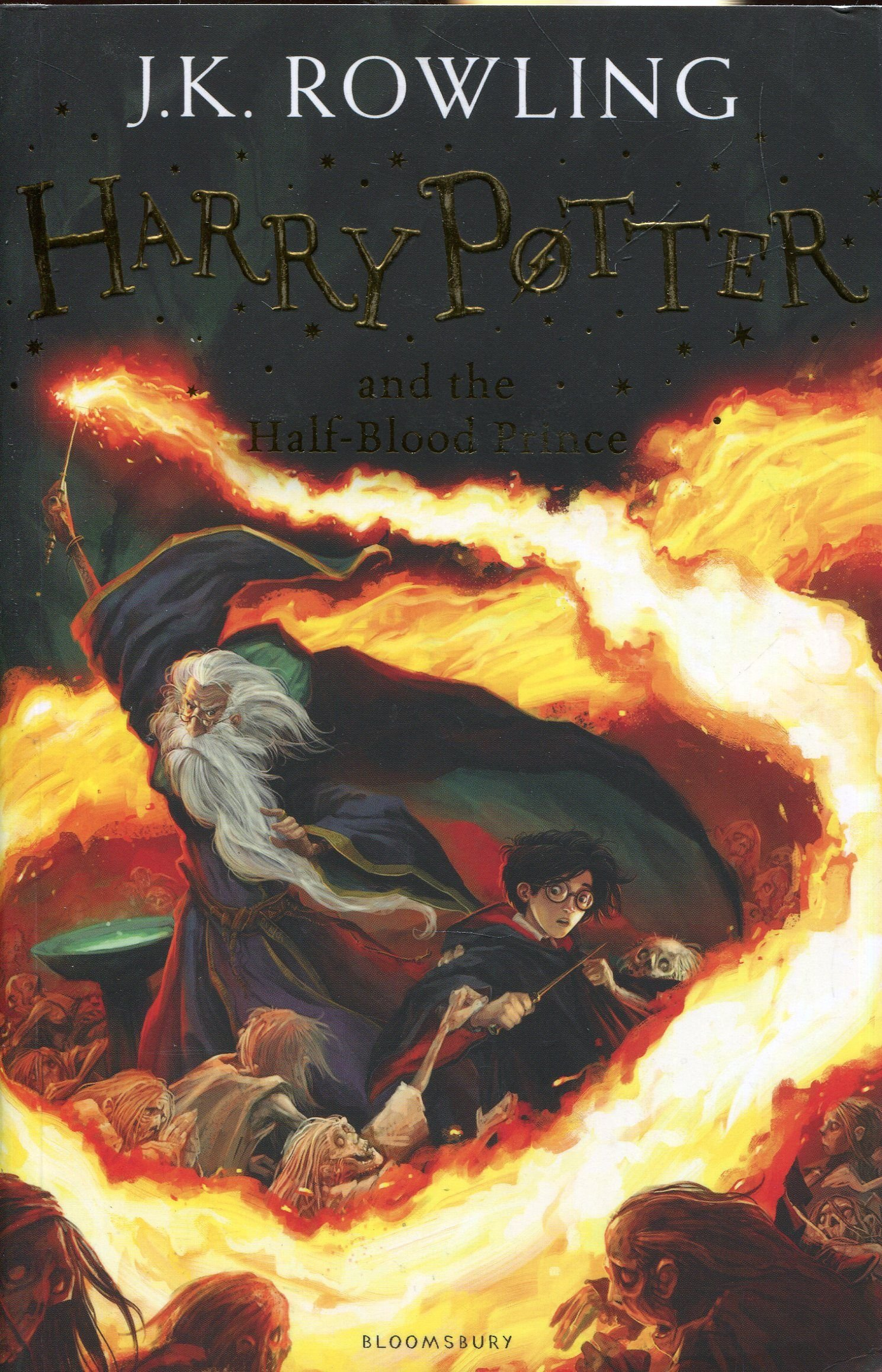 Buy Harry Potter and the Half Blood Prince Book Online at Low Prices in  India | Harry Potter and the Half Blood Prince Reviews & Ratings - Amazon.in